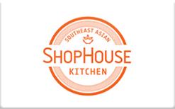 Buy ShopHouse Kitchen Gift Card