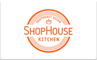 Buy ShopHouse Kitchen Gift Card