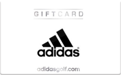 Adidas Golf Gift Card - Check Your Balance Online | Raise.com