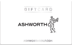Sell Ashworth Golf Gift Card
