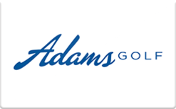 Sell Adams Golf Gift Card