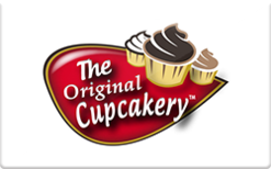 Sell The Original Cupcakery Gift Card