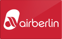 Buy Air Berlin Gift Card