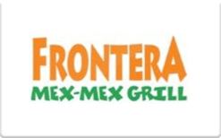 Sell Frontera Mex-Mex Grill Gift Card