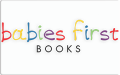 Buy BabiesFirstBooks.com Gift Card