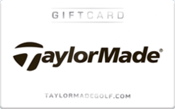 Sell TaylorMade Golf Gift Card