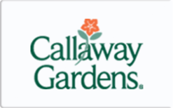 Sell Callaway Gardens Gift Card
