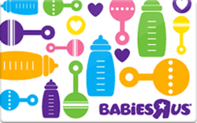 "Buy Babies""R""Us Gift Card"