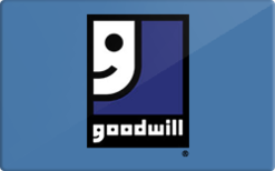 Buy Goodwill Gift Card