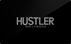 Buy Hustler Hollywood Gift Card