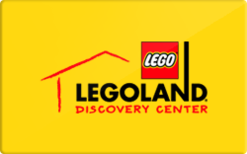 Sell Legoland Discovery Center Gift Card