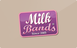 Sell MilkBands.com Gift Card