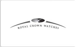 Buy RoyalCrownWatches.com Gift Card