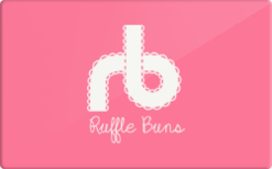 Sell RuffleBuns.com Gift Card