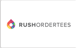 Sell Rush Order Tees Gift Card