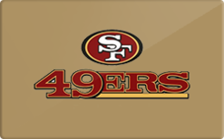 Buy Shop49ers.com Gift Card