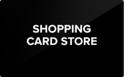 Sell Shopping Card Store Gift Card