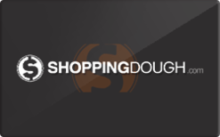 Sell ShoppingDough.com Gift Card