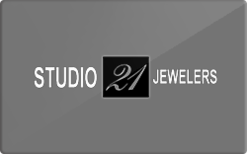 Sell Studio21Jewelers.com Gift Card
