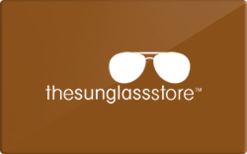 Sell TheSunglassStore.com Gift Card