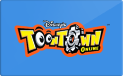 Sell ToonTownCentral.com Gift Card