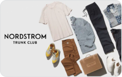 Sell Trunk Club Gift Card