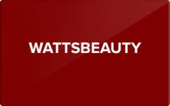 Sell WattsBeauty Gift Card