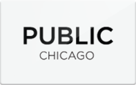 Buy PUBLIC Chicago Gift Card