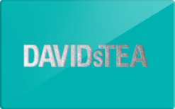 Sell DAVIDs TEA Gift Card