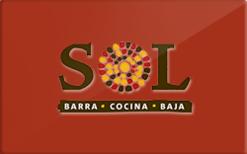 Buy SOL Mexican Cocina Gift Card