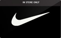 Sell Nike (In Store Only) Gift Card