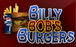 Sell Billy Bob's Burgers Gift Card