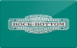 Sell Rock Bottom Brewery & Restaurant Gift Card