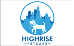 Sell Highrise Pet Care - Chicago Gift Card