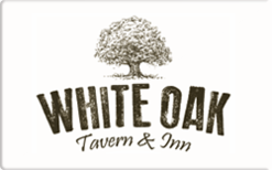 Sell White Oak Tavern & Inn Gift Card