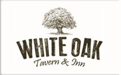 Buy White Oak Tavern & Inn Gift Card