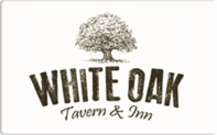 Buy White Oak Tavern & Inn Gift Card