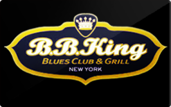 Sell B.B.King Blues Club & Grill Gift Card
