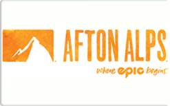Sell Afton Alps  Gift Card