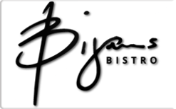Sell Bijan's Bistro Gift Card