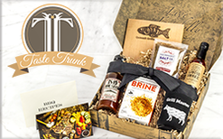 Sell Taste Trunk Gift Box Gift Card