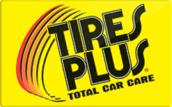 Sell Tires Plus Gift Card