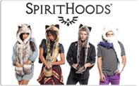 Buy SpiritHoods Gift Card