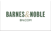 Buy Barnes & Noble Gift Card