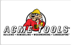 Sell Acme Tools Gift Card