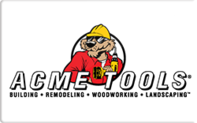 Buy Acme Tools Gift Card