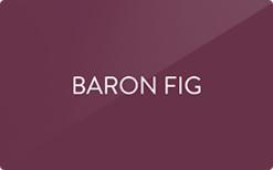 Sell Baron Fig Notebooks Gift Card