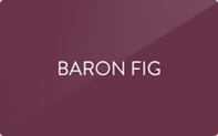 Buy Baron Fig Gift Card