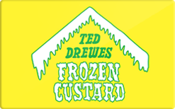 Sell Ted Drewes Frozen Custard Gift Card