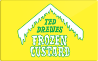 Buy Ted Drewes Frozen Custard Gift Card